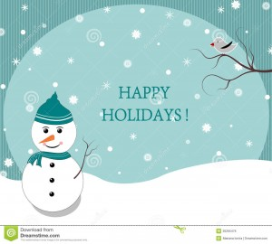 winter-holidays-postcard-theme-vector-illustration-35265476